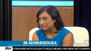 AFTER: Guestpert Dr. Gayani DeSilva on UT-TV Morning News, Topic: The mental health of Hannah Anderson.
